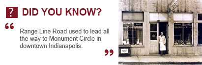 DID YOU KNOW? This is a fun fact about Carmel History.