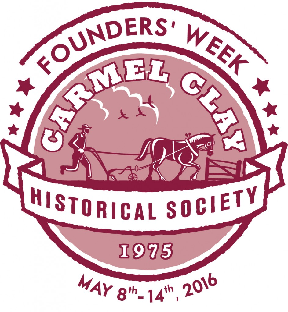 CCHS Founders logo (horse and plow)